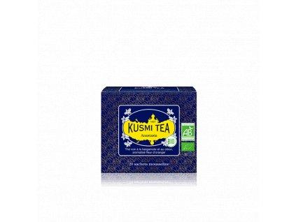 Kusmi Tea Anastasia, bio organický černý čaj, 20 sáčků
