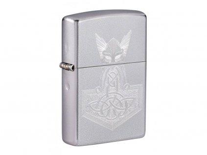 Zapalovač Zippo 20955 Hammer of Thor Design