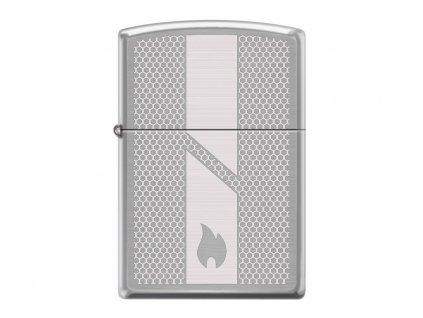 Zapalovač Zippo 21928 Metal Plate Design