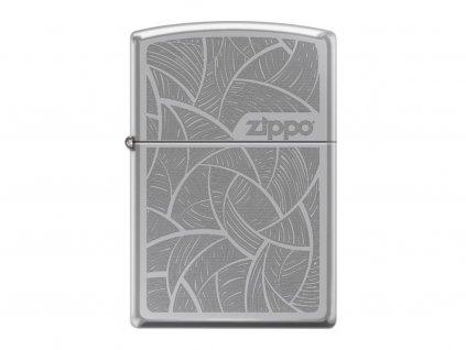 Zapalovač Zippo 22104 Leaves and Zippo