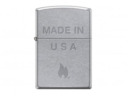 Zapalovač Zippo 25570 Made in USA Stamp