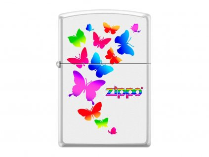 Zapalovač Zippo 26928 Colorful Butterflies