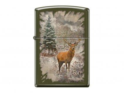 Zapalovač Zippo 26935 Red Deer