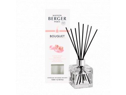 BERGER Hedvábný Touche de Soie / dotyk difuzér s náplní kostka 125ml