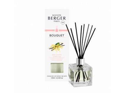 BERGER Ylang's sun / Prosluněný Ylang difuzér s náplní kostka 125ml