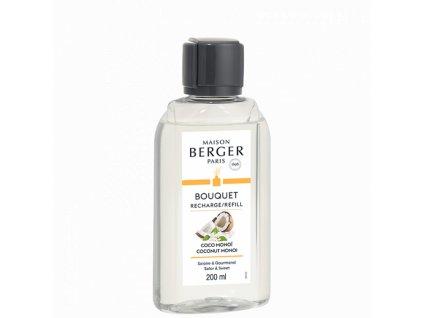 BERGER Coco Monoi / Coconut Monoi náplň do difuzéru 200ml