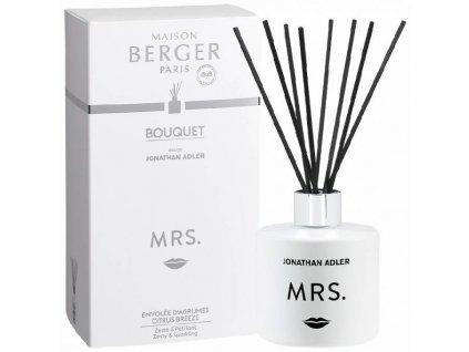 BERGER J. Adler Mrs. Envolée d'Agrumes / Citrusový vánek difuzér s náplní 180ml bílý