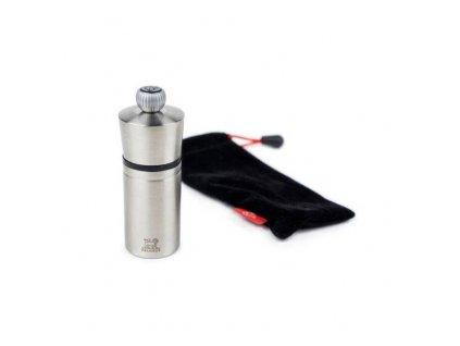 PEUGEOT Pocket kapesní mlýnek na pepř 10 cm nerez