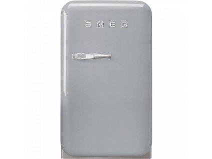 SMEG 50's RS minibar (A+++) 34l otv.pravé 74x40 cm stříbrný