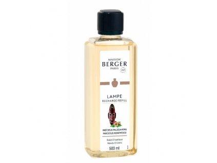 BERGER Precious Rosewood / Jedinečný palisandr náplň do lamp 500ml