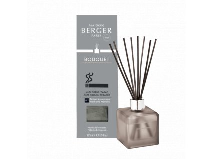 BERGER Antiodour N°2 tabák difuzér s náplní kostka 125ml