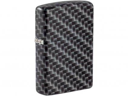 Zapalovač Zippo 26943 Carbon Fiber Design