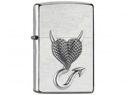 Zapalovač Zippo 21942 Devil Heart