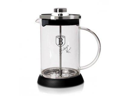 Konvička na čaj a kávu french press 600 ml BERLINGERHAUS BH-6302