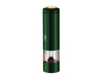 Mlýnek na pepř a sůl elektrický Emerald Collection BERLINGERHAUS BH-1976