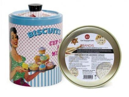 Dóza na sušenky BRANDIS CS SOLINGEN CS-054182