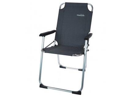 Židle campingová REDCLIFFS šedá