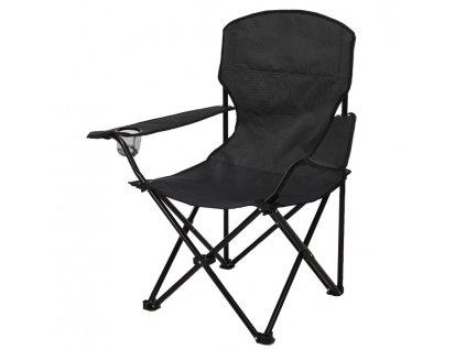 Židle campingová REDCLIFFS skládací antracit