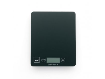 Váha kuchyňská digitální 5 kg PINTA černá KELA KL-15741