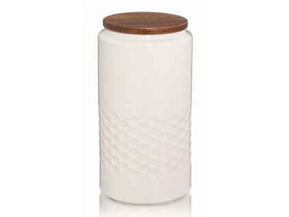 Dóza MELIS keramika 1.3l krémová KELA KL-12085