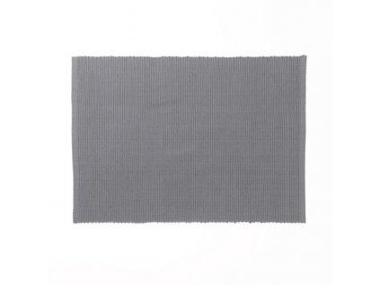 Prostírání 48 x 33 cm PUR šedá KELA KL-77786