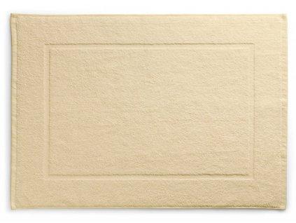 Koupelnová předložka LADESSA béžová 50x70 cm KELA KL-23312