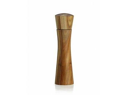 Mlýnek na sůl a pepř KAJA akátové dřevo 20 cm KELA KL-11786