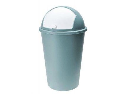 Odpadkový koš 50 l zelená EXCELLENT KO-Y54230910ze