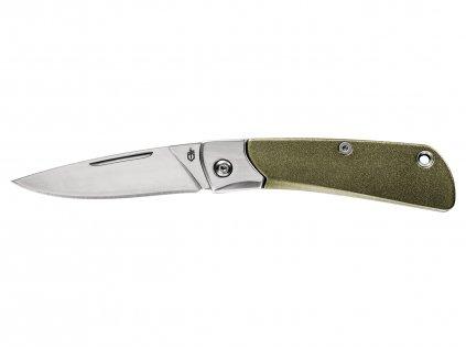 Zavírací nůž Gerber Wingtip Modern Folding small, zelený