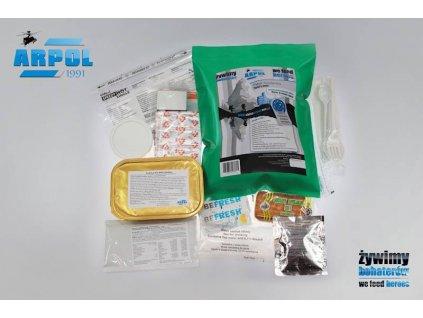 Turistický Potravinový balíček, Arpol, Set 2