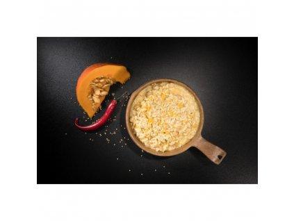 Dehydrované jídlo - žlutá dýně na kari, Tactical Foodpack