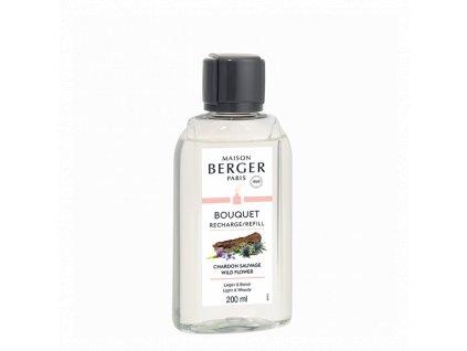 BERGER Wild Thistle / Divoký bodlák náplň do difuzéru 200ml (C12021)
