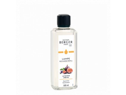 BERGER Sweet Fig / Fíkové mléko náplň do lamp 500ml (C12021)
