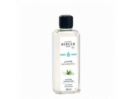 BERGER Aloe Water / Voda z Aloe náplň do lamp 500ml (C12021)
