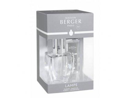 BERGER June lampa transparentní + Neutrální čisticí směs 250ml (C12021)
