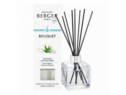 BERGER Glacon Aloe Water / Voda z Aloe difuzér s náplní kostka 125ml