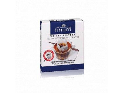 Kusmi Tea Čajové filtry Finum 100 ks