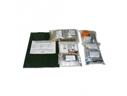 Celodenní vojenská dávka MRE Arpol RB, Set 3