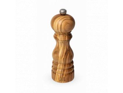 PEUGEOT Paris mlýnek na sůl 18 cm olivové dřevo