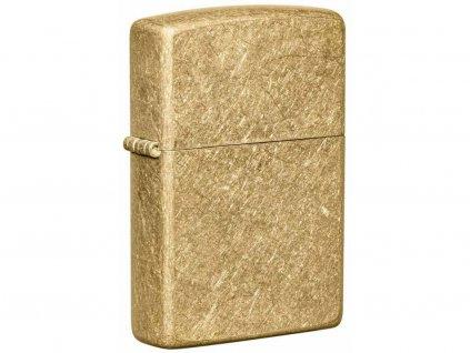 Zapalovač Zippo 24206 Tumbled Brass