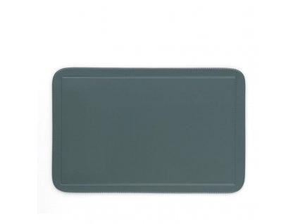 Prostírání UNI šedé, PVC 43,5x28,5 cm KELA KL-15017