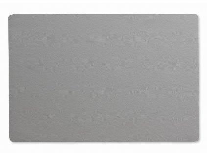 Prostírání KIMARA koženka šedá 45x30cm KELA KL-12096
