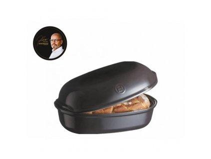 Forma na pečení chleba Emile Henry, Pohlreich Selection, pepřová