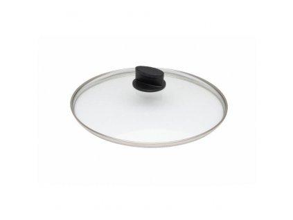 Poklice z tvrzeného skla Woll Eco Lite, 24 cm
