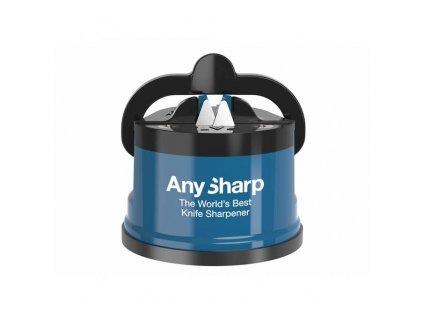 Brousek na nože AnySharp, modrý