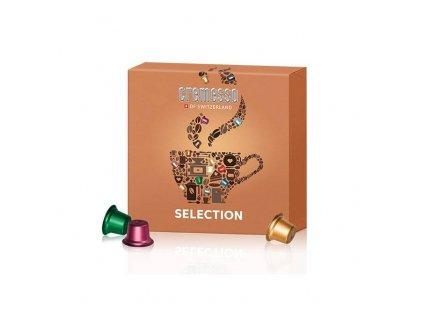 Kávové kapsle Cremesso Selection box, 16 ks
