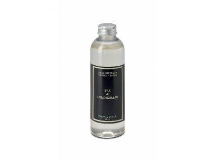 Náplň do difuzéru Tea & Lemongrass Cereria Mollá, 200 ml