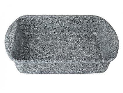 Plech na pečení s mramorovým povrchem hluboký 36x27x7cm BERLINGERHAUS BH-1423