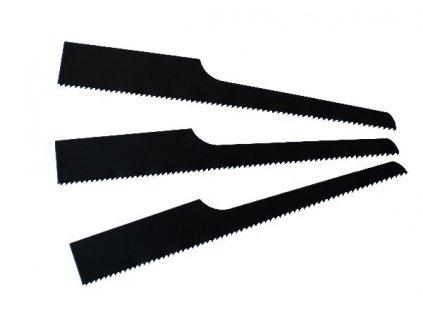 Náhradní pilky na dřevo 3 ks pro ER-18045 ERBA ER-18135