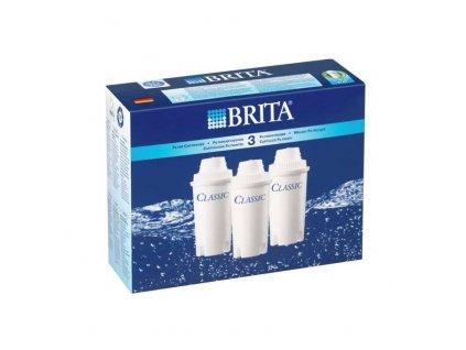 BRITA Náhradní filtry 3 ks clasic